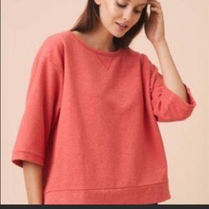 Lou & Grey open back sweatshirt - New